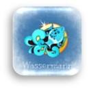 Tierkreiszeichen Wassermann (engl. Aquarius) steht in der Astrologie Horoskop Zodiak für das Geburtsdatum vom 21. Januar bis 19. Februar