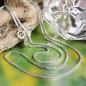 Kette 1mm Venezianerkette Silber 925 36cm