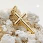 Anhänger kleines Kreuz, 9Kt GOLD
