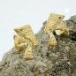 Ohrstecker, Nofretete glänzend, 9Kt GOLD