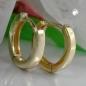 Creolen, Klappscharnier, 9Kt GOLD