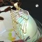Anhänger Engelsflügel 24x14mm bicolor rhodiniert diamantiert 9Kt GOLD