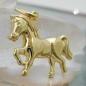 Tieranhänger Gold