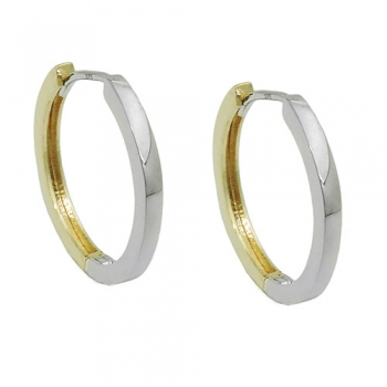 Creole, bicolor, 9Kt GOLD -431444
