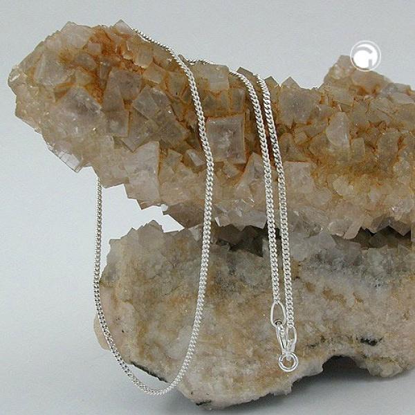 Kette Panzer 2x diamantiert Silber 925 -101351-36