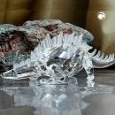 Dinosaurier, kristall klar -70448