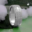 Ring, LOVE HAS NO END, Silber 925 -90909-62
